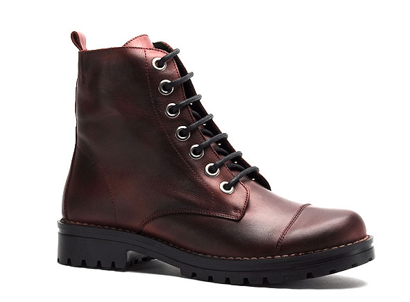 Chacal boots bottine plates 5265 bordeaux9229002_2
