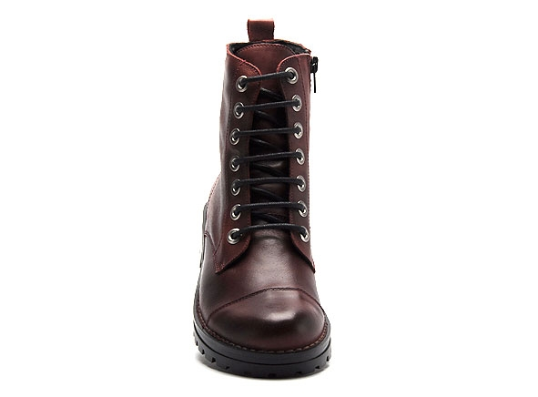 Chacal boots bottine plates 5265 bordeaux9229002_4