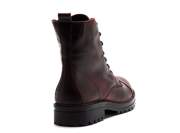 Chacal boots bottine plates 5265 bordeaux9229002_5