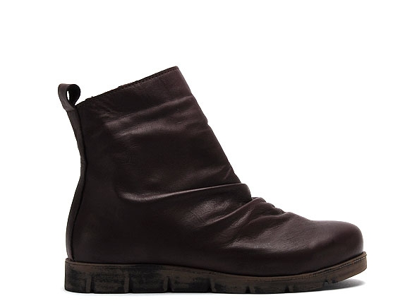 Andrea conti boots bottine plates 0340077 bordeaux