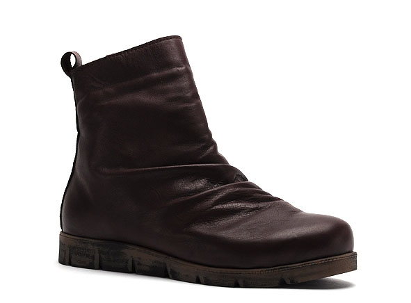 Andrea conti boots bottine plates 0340077 bordeaux9306802_2