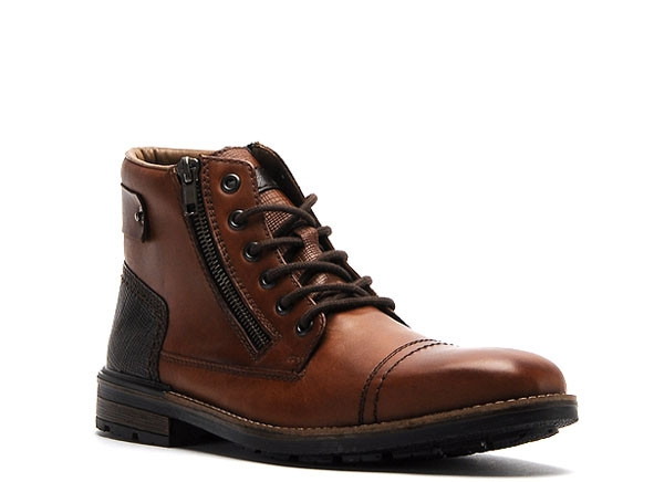 Rieker boots bottine f1340 marron9313601_2