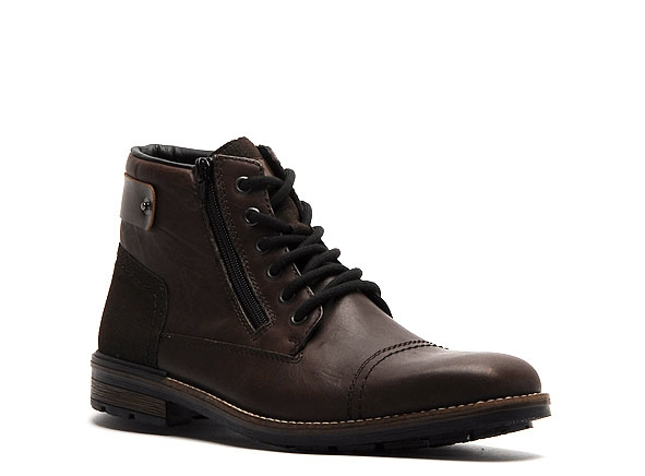 Rieker boots bottine f1340 marron9313602_2