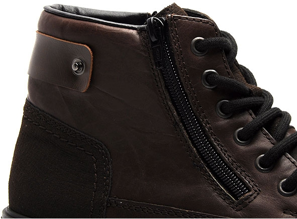 Rieker boots bottine f1340 marron9313602_6